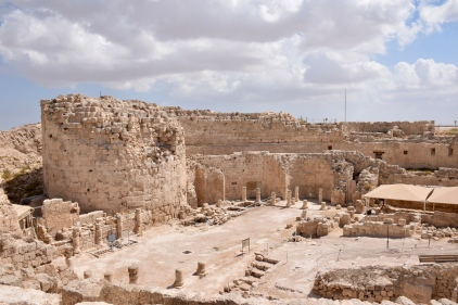 Herodian: The Desert Fortress Palace of Herod the Great