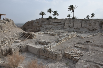 More than 25 layers of civilations have been found at Megiddo.