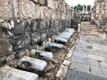 Scythopolis Public Bathroom
